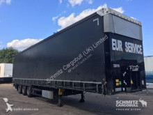 trailer Schmitz Cargobull Curtainsider Mega