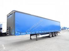 Krone COIL, Huckepack, Code-XL, nieuwe zeilen, SAF semi-trailer