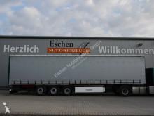Krone Tautliner, Palettenkasten, Edscha, BPW semi-trailer