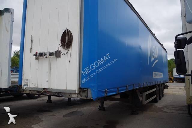 Trailer Company Tautliner - PLSC - 3 Essieux semi-trailer