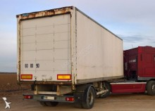 Asca FOURGON 7M60 UN ESSIEU RID FIT semi-trailer