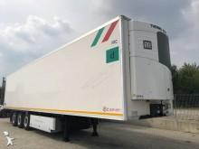 Merker meat transport refrigerated semi-trailer