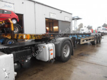 semi remorque Van Hool 3B0026 (ROR-axles/40 FEET CONTAINER)