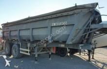 Metaco BENNE ACIER semi-trailer