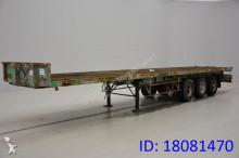 Fruehauf Plateau Skelet 40' semi-trailer