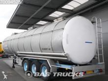 Burg 48.670 Ltr +Pump / 3 / BPO 12-27Z 3 Achsen Isoliert semi-trailer