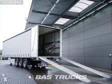 trailer Tracon Uden TO1627 Auto transport Rampen 2x Liftachse Palettenkasten Hartholtz-Boden