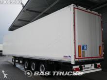 semi remorque Schmitz Cargobull Doppelstock Isoliert Portalturen SCB*S3B