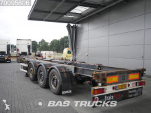 Renders 2x Ausziehbar Liftachse EURO 902 Multi 2x20-1x30-1x40-1x45 ft. semi-trailer