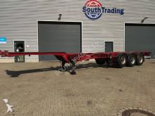 trailer containervervoer Renders