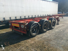 Renders PORTE CONTAINERS semi-trailer