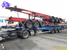 semi remorque Asca Container Transport