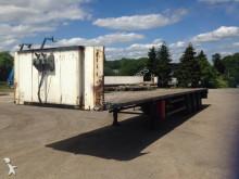 Metaco flatbed semi-trailer