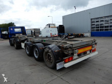 Schmitz Cargobull SKF 24 G Slider / SAF DISC / 3x extendable / Lift axle semi-trailer