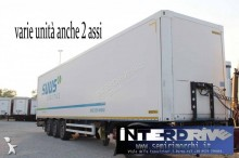Wielton plywood box semi-trailer