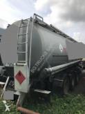 Trailor chemical tanker semi-trailer