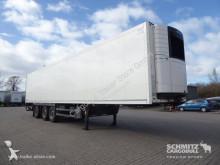 semi remorque Schmitz Cargobull Tiefkühler Standard Trennwand Ladebordwand
