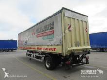 Ackermann tautliner semi-trailer