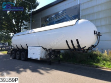 trailer Robine Gas 50048 Liter gas tank , Propane LPG / GPL 25 Bar, Steel suspension, 50 M3
