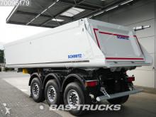 Schmitz Cargobull 24m3 Liftachse Alukipper SGF*S3 3 Achsen Stützen semi-trailer