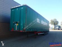 LAG tautliner semi-trailer