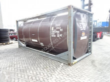 Van Hool 23.000L Tankcontainer, L4DH, 1 comp., IMO-1, top-discharge, valid 5 years insp. 10/2020 semi-trailer