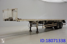 Lecitrailer Plateau Twistlocks semi-trailer