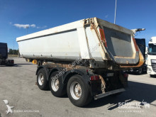 Schmitz Cargobull Tipper steel half pipe body 241m³ semi-trailer