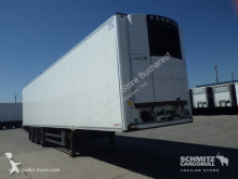 Schmitz Cargobull Reefer multitemp Double deck Taillift semi-trailer
