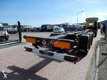 D-TEC FT-43-03V / 3x extendable / DISC brakes semi-trailer