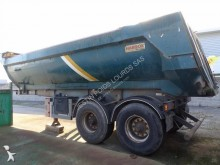 Samro construction dump semi-trailer