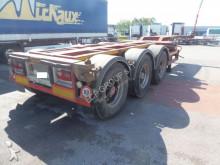 Broshuis container semi-trailer