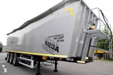Mega tipper semi-trailer
