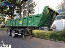 Robuste Kaiser kipper Steel suspension semi-trailer