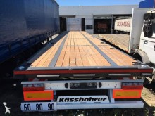 Kässbohrer PLATEAU RENFORCE DISPO IMMEDIATEMENT semi-trailer
