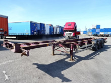 Renders 40 FT HC, BPW+drumbrakes, 4.660KG, ABS semi-trailer