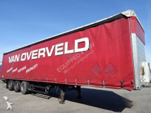 semi remorque Schmitz Cargobull SAF+disc, 2x liftaxle, NL-trailer, galvanised, MOT till 11/06/2019