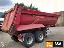 Fruehauf D32C blatt steel suspension 2012 semi-trailer