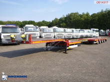 Faymonville STN-4AX 4-axle semi-lowbed trailer extendable 13.85m