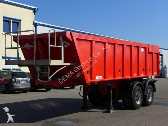 Kaiser S3302B*Liftachse*23m³*Gigant* semi-trailer
