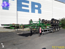 Frejat container semi-trailer