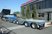 Emtech heavy equipment transport semi-trailer