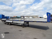 Pacton 12 twistlocks, hardwooden floor, strong trailer, BPW Auflieger
