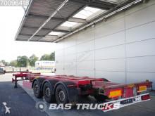 Broshuis 2x Ausziehbar Extending-Multifunctional-Chas Liftachse semi-trailer