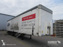 semi reboque Schmitz Cargobull Curtainsider Mega Staplerhalterung Getränke