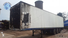 Trailor Box Drumbrake semi-trailer