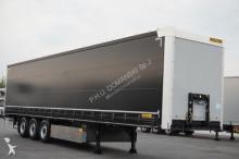 Wielton FIRANKA / XL / MULTI LOCK / KOSZ NA PALETY semi-trailer