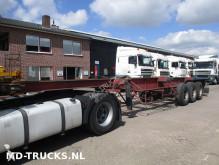 Titan Container chassis steel suspension semi-trailer