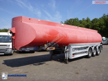 n/a Fuel tank alu 42.3 m3 / 6 comp semi-trailer