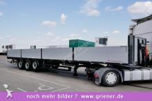 Schwarzmüller flatbed semi-trailer